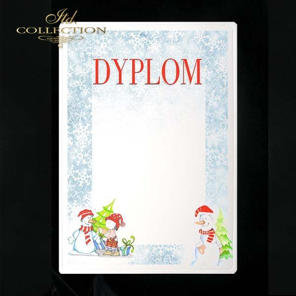 dyplom DS0043