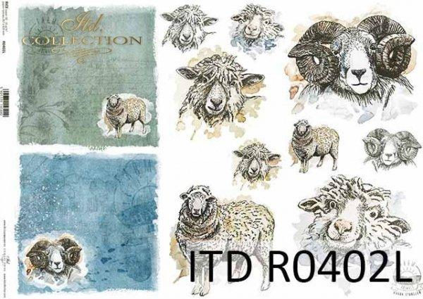 Papier ryżowy ITD R0402L