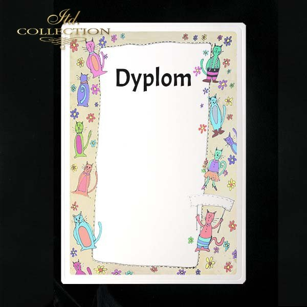 dyplom DS0258