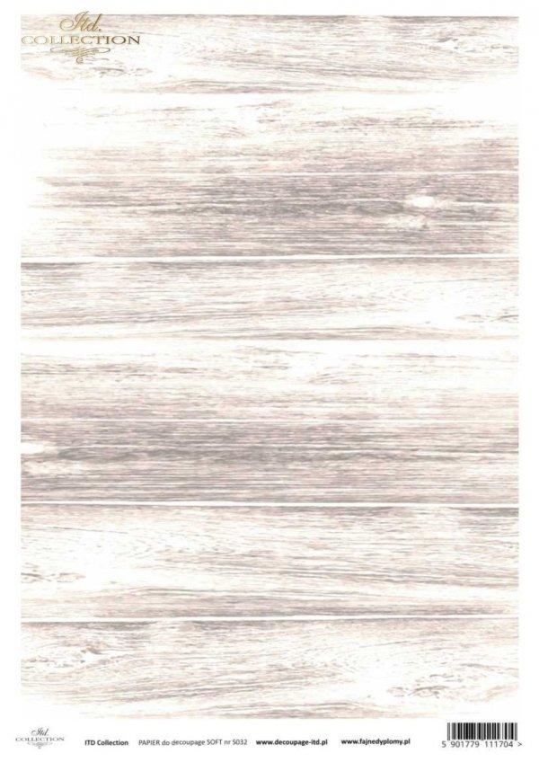 Papier decoupage SOFT ITD S0032