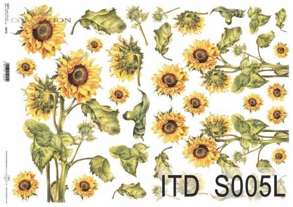Papier decoupage SOFT ITD S0005L