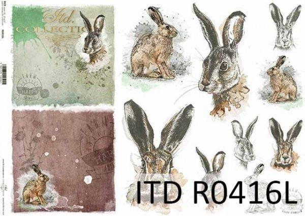 Papier ryżowy ITD R0416L