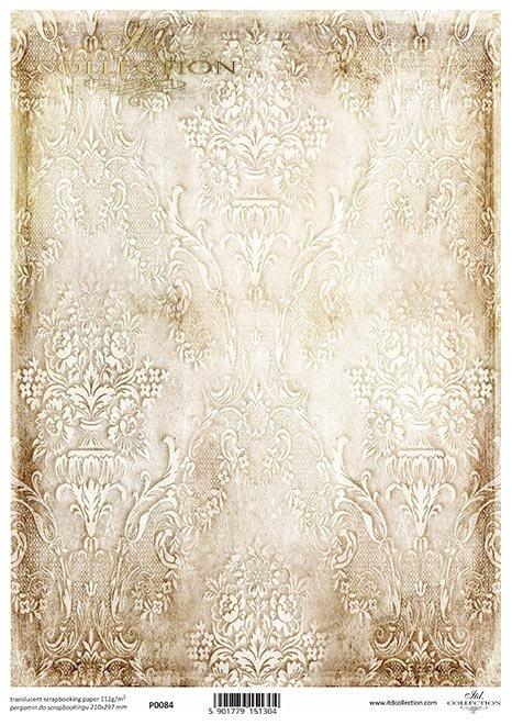 tapeta, tło, ornamenty, sepia*wallpaper, background, sepia, ornaments