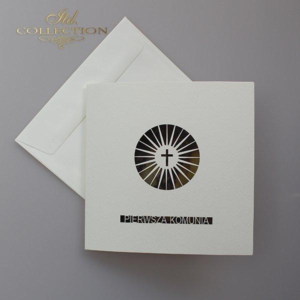Zaproszenie komunijne 1732_022_lawenda