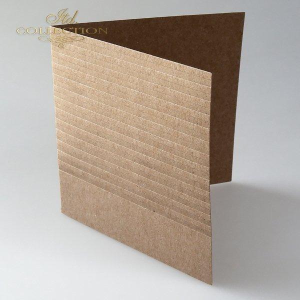 Baza do kartki kolor EKO * Base for EKO color card.