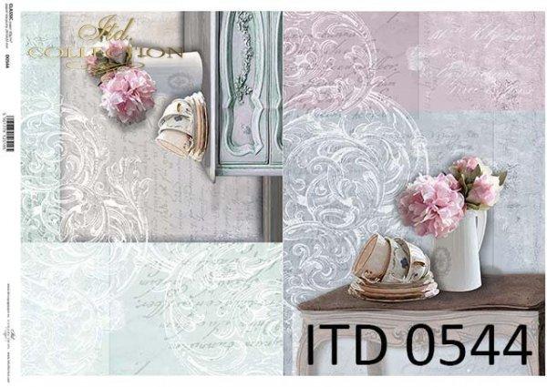 Papier decoupage ITD D0544