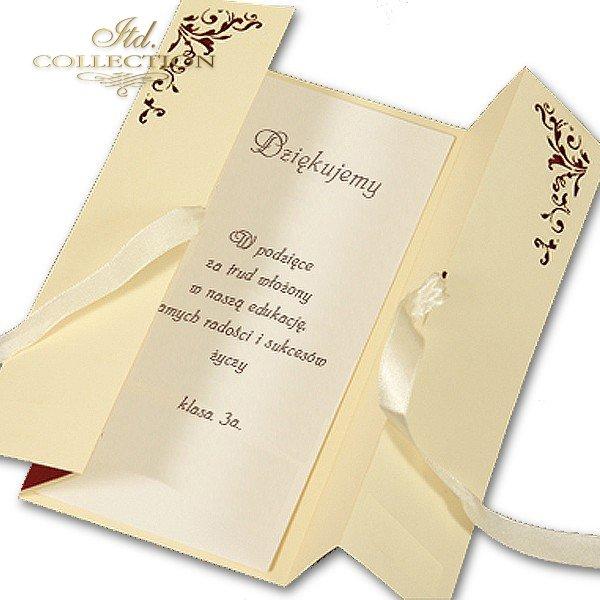 Kartka Okolicznościowa KO1538 z kopertą