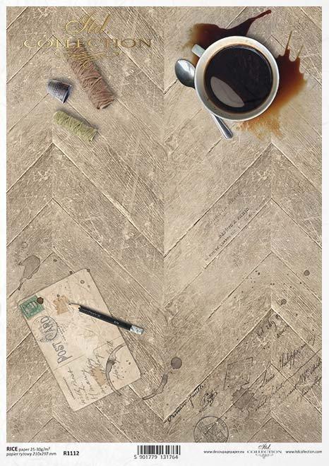 Papel Decoupage fondo, piso*Papier Decoupagepapier Hintergrund, Boden*Papírové Decoupage pozadí, podlaha