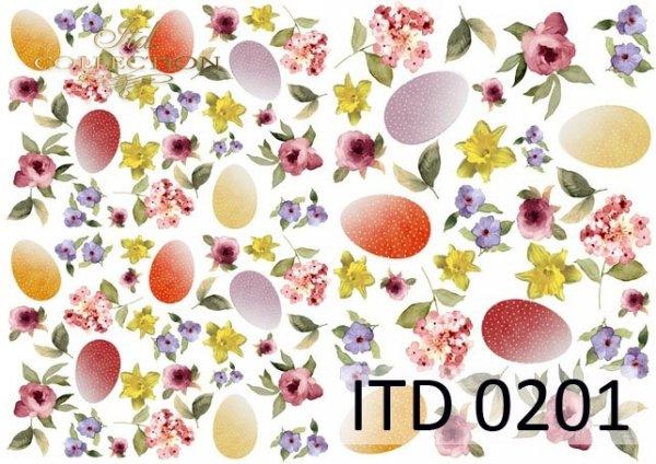 Papier decoupage ITD D0201
