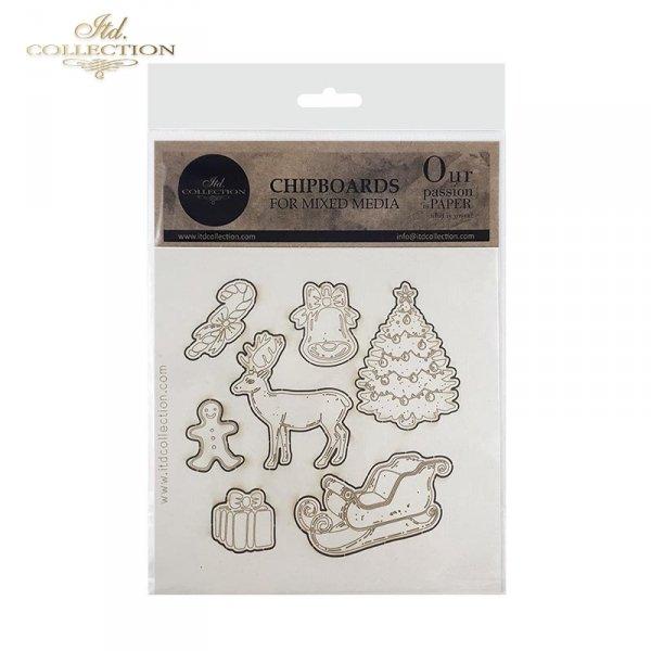 świąteczne elementy*Christmas elements*Festliche Elemente*elementos festivos