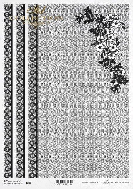 lace, hand-made, handmade, R550