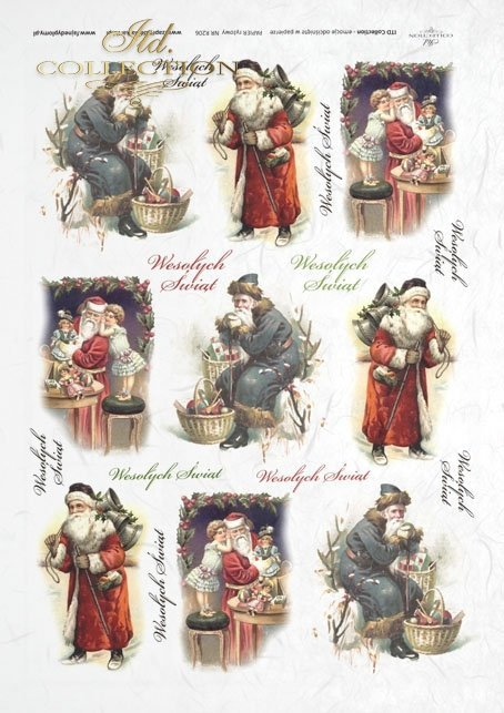 Christmas themes, Christmas, Santa Claus, Christmas presents, R0206