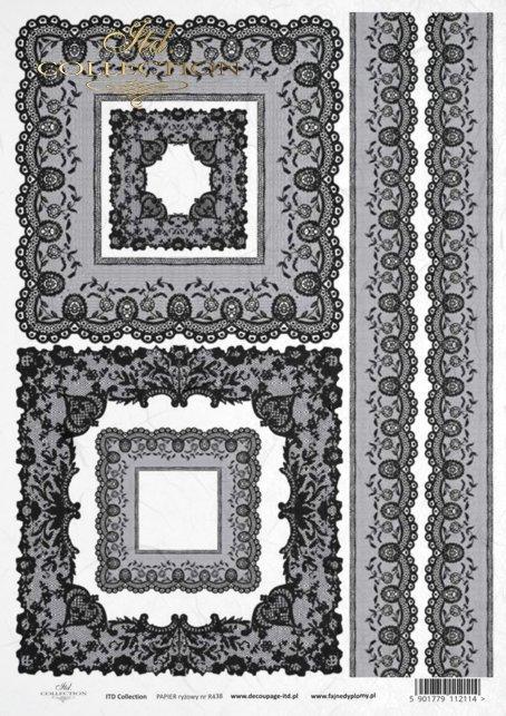 lace, hand-made, handmade, R438