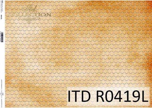 Papier ryżowy ITD R0419L