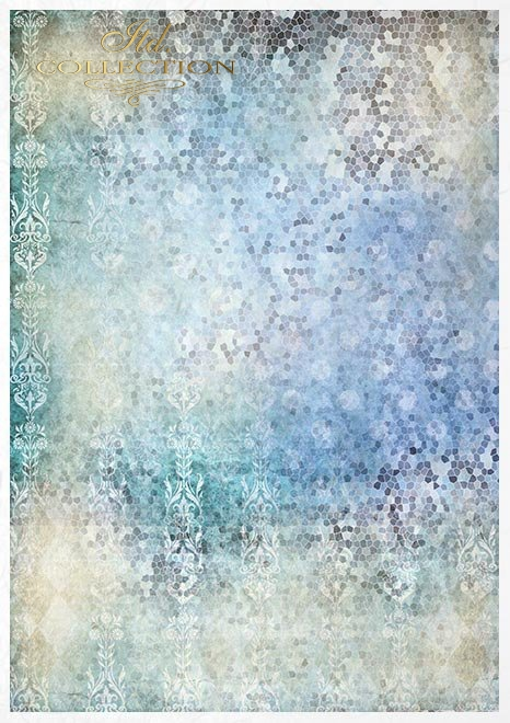 Set-kreativ-on-Reis-Papier-Vier-Elemente-Water*Set-creativa-en-papel de arroz y cuatro elementos-agua