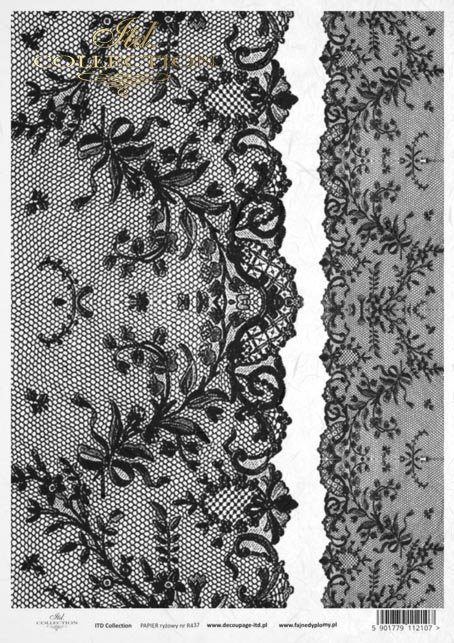lace, hand-made, handmade, R437