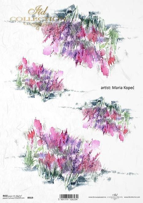 Papier ryżowy ITD R0919