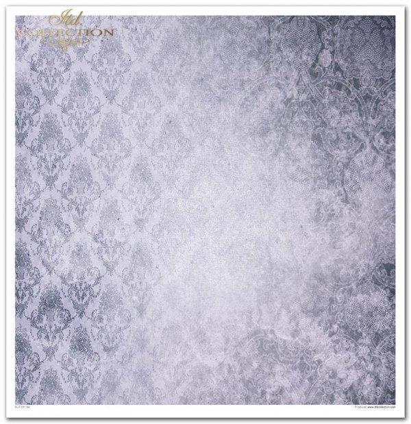 Cztery żywioły - Powietrze, tła, tapety, wzorki, paski, kropki. Odcienie: błękity, fiolety, zgaszone róże