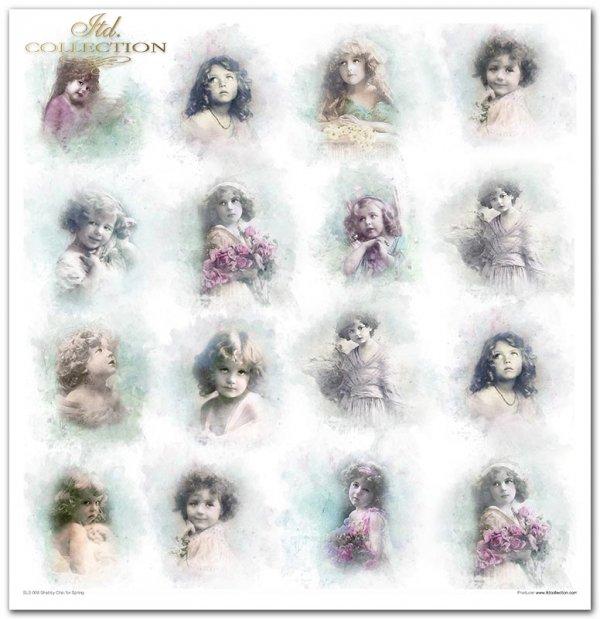 Wiosenne Shabby Chic, kwiaty, róże, angielska róża, spękania, deski, dziewczynki, ptaki, zające, królikiWiosenne Shabby Chic, kwiaty, róże, angielska róża, spękania, deski, dziewczynki, ptaki, zające, króliki
