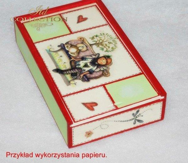 Papier ryżowy ITD R0160