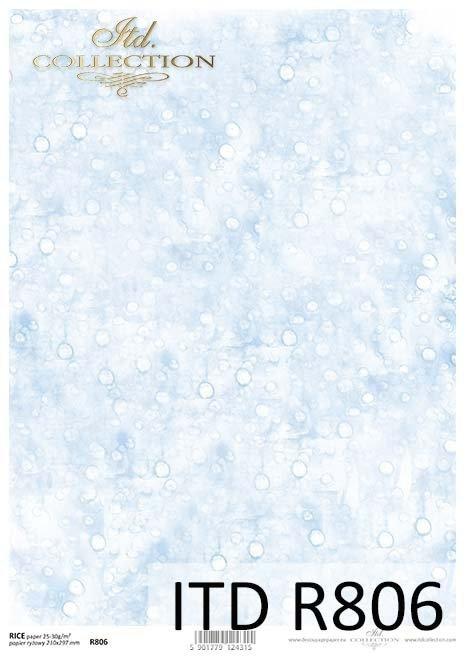 Papier ryżowy ITD R0806