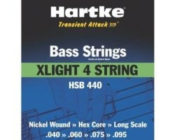 Hartke HSB 440 (40-95) - struny do basu