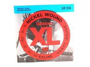 Daddario EXL145 (12-54) - struny do gitary elektrycznej