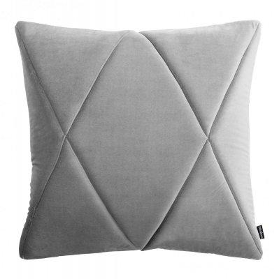 Touch poduszka dekoracyjna szara 45x45 MOODI