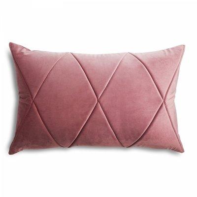 Touch poduszka dekoracyjna różowa 60x40 MOODI