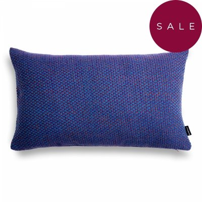 Ori fioletowa  poduszka dekoracyjna 50x30