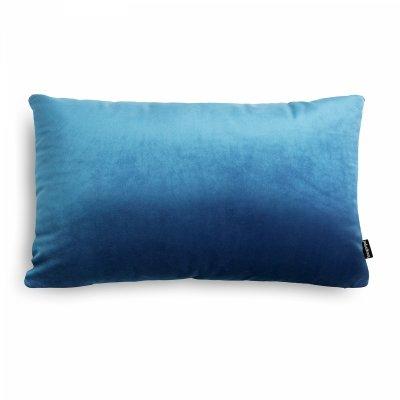 Velvet jasno niebieska poduszka dekoracyjna 50x30