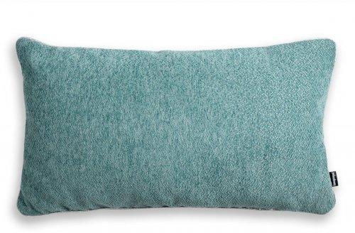 Alaska miętowa błyszcząca poduszka dekoracyjna 50x30