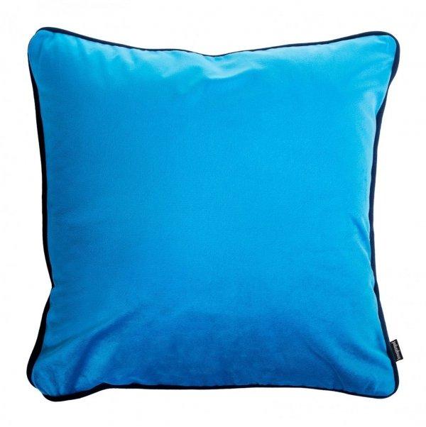 DUO jasno niebieska poduszka dekoracyjna 40x40