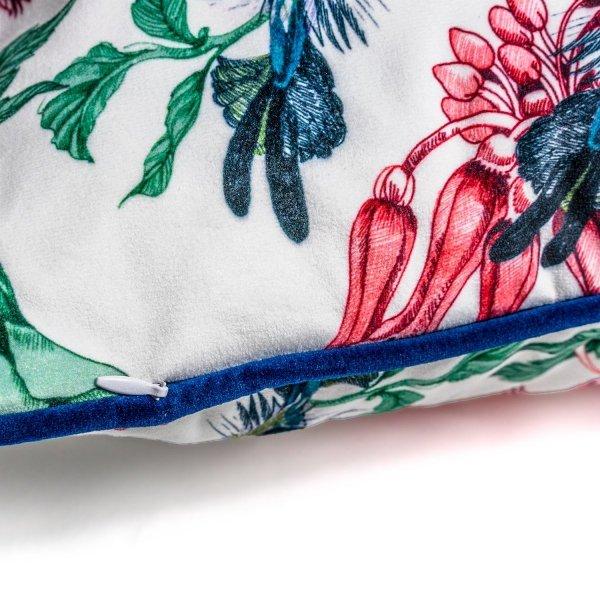 Poduszka dekoracyjna w koliberki 45x45