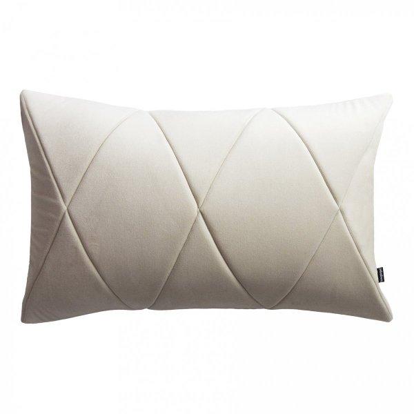 Touch poduszka dekoracyjna kremowa 60x40 MOODI