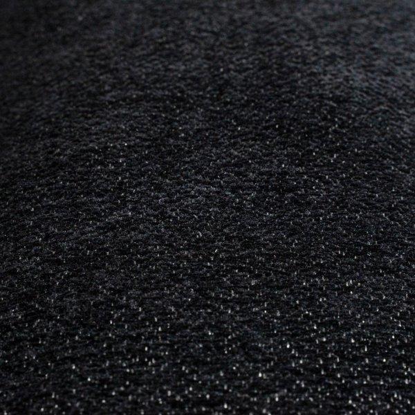 Alaska czarna poduszka dekoracyjna 50x30
