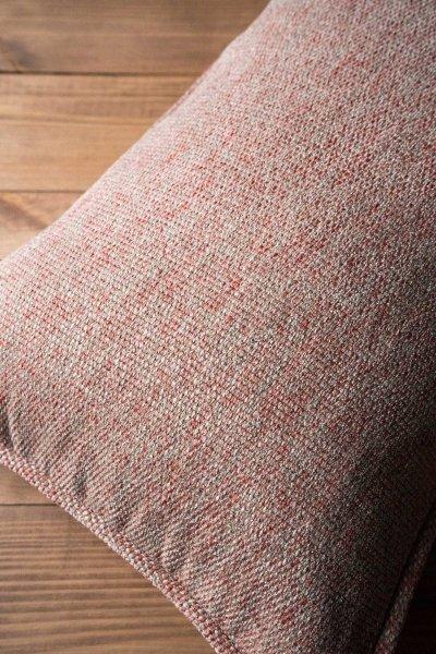 Terra poduszka dekoracyjna 50x30 cm. czerwona