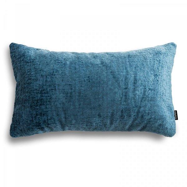 Bergen błękitna poduszka dekoracyjna 50x30