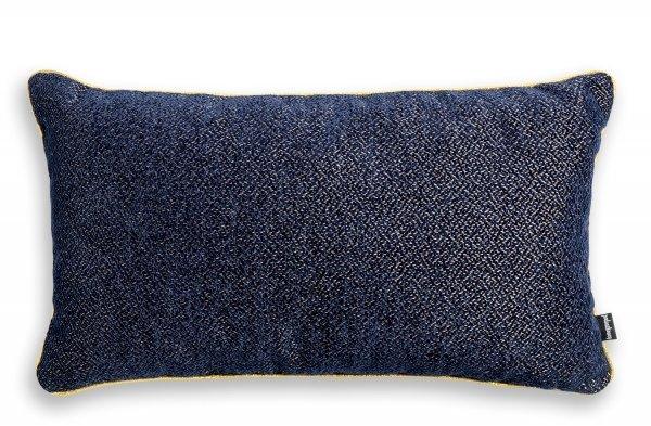 Alaska granatowa poduszka dekoracyjna 50x30