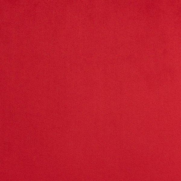 Pram Czerwona welurowa poduszka dekoracyjna 45x45 cm