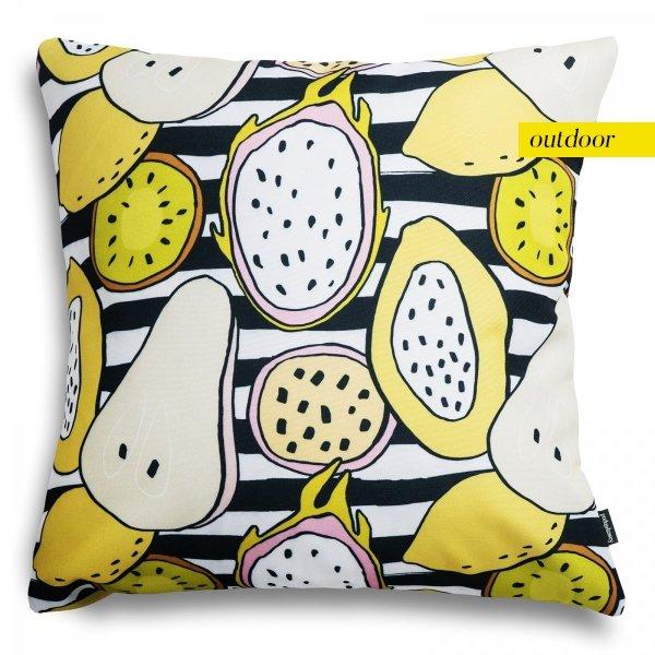 Poduszka ogrodowa Lemon