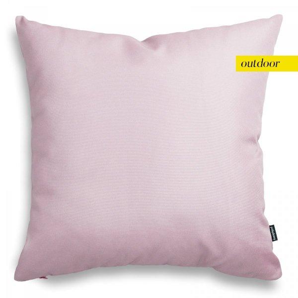 Różowa poduszka ogrodowa