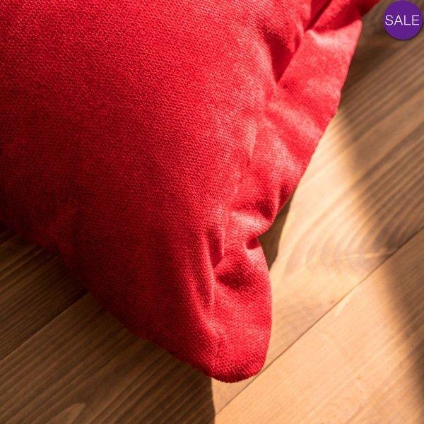 Pepper czerwona poduszka dekoracyjna 50x40