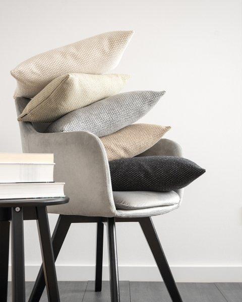 Ori szara poduszka dekoracyjna 50x30