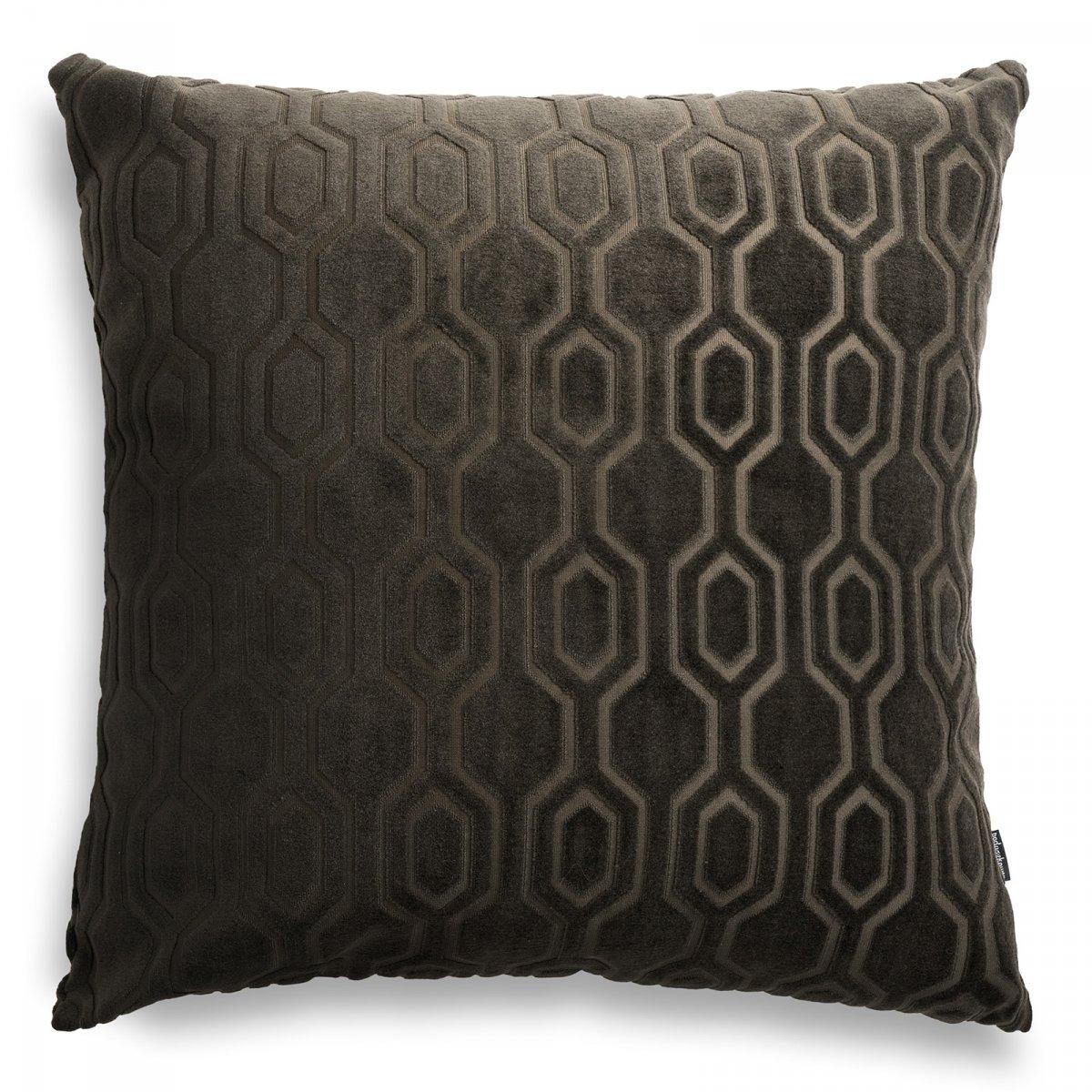 Honey XS brązowa poduszka dekoracyjna 40x40