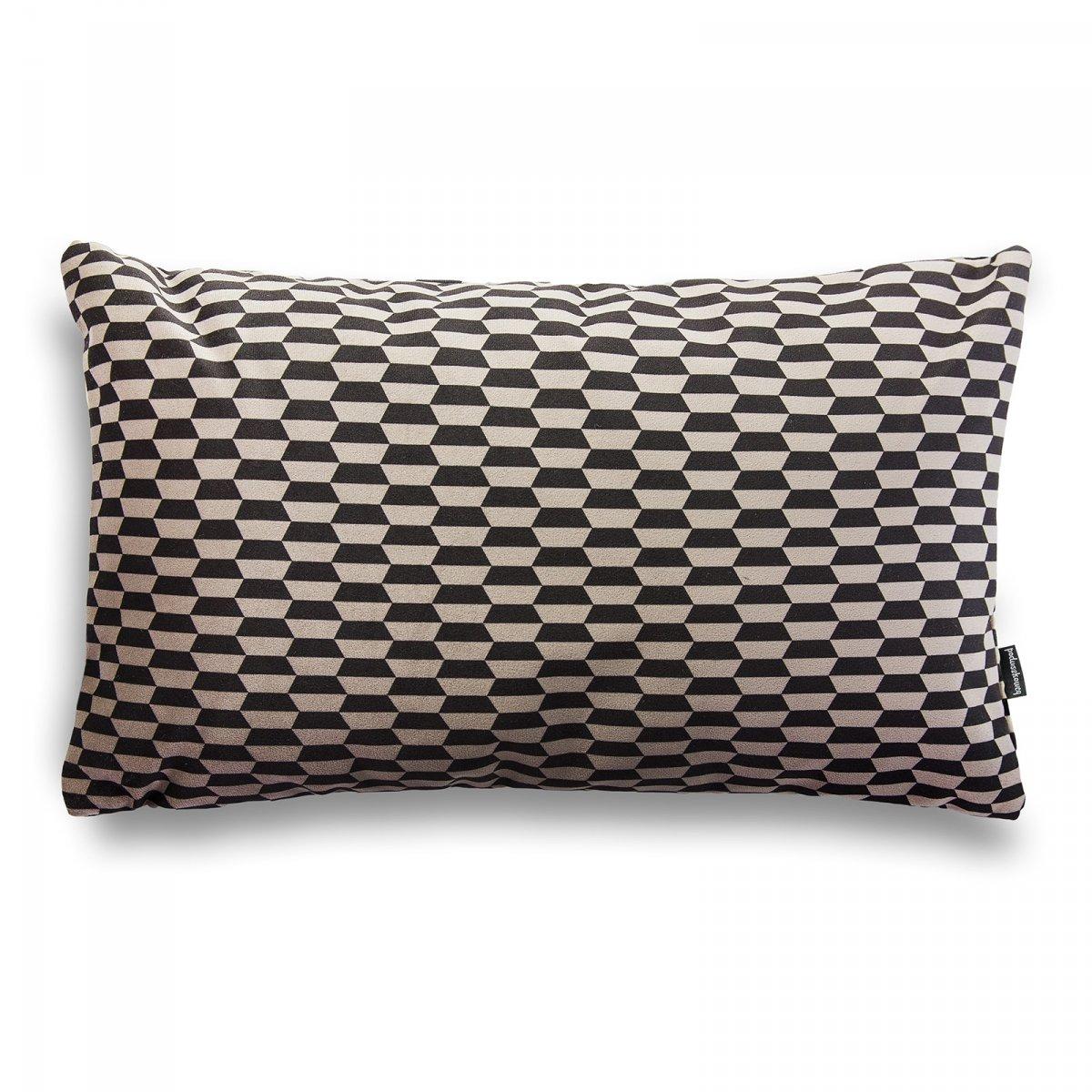 Break beżowo-brązowa poduszka dekoracyjna 50x30