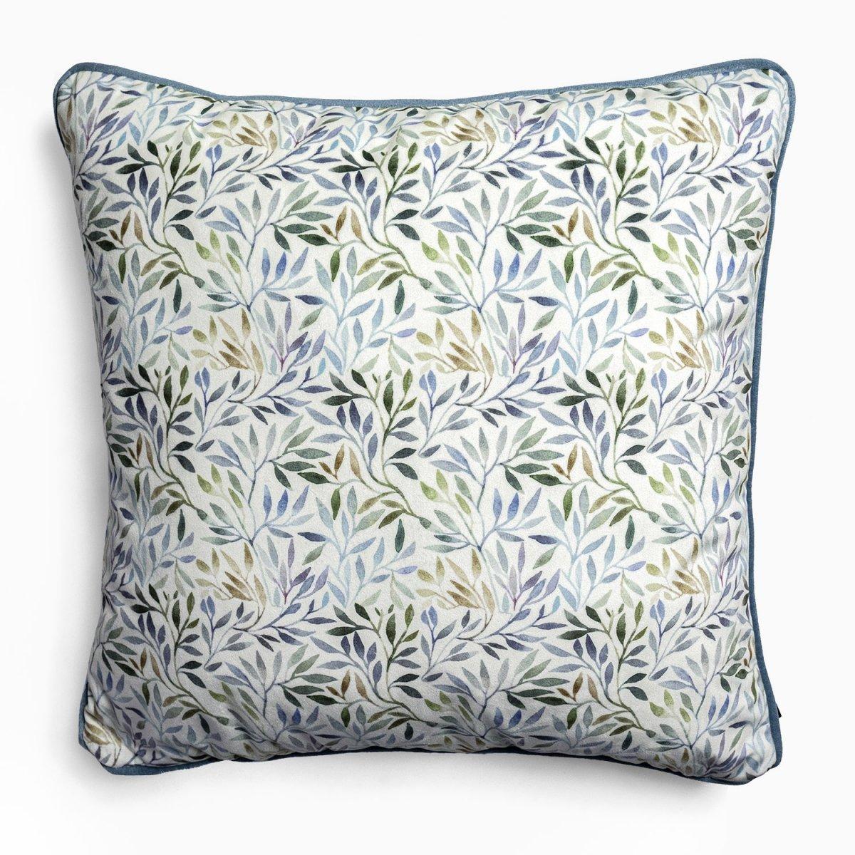 Poduszka dekoracyjna gałązki oliwne 45x45
