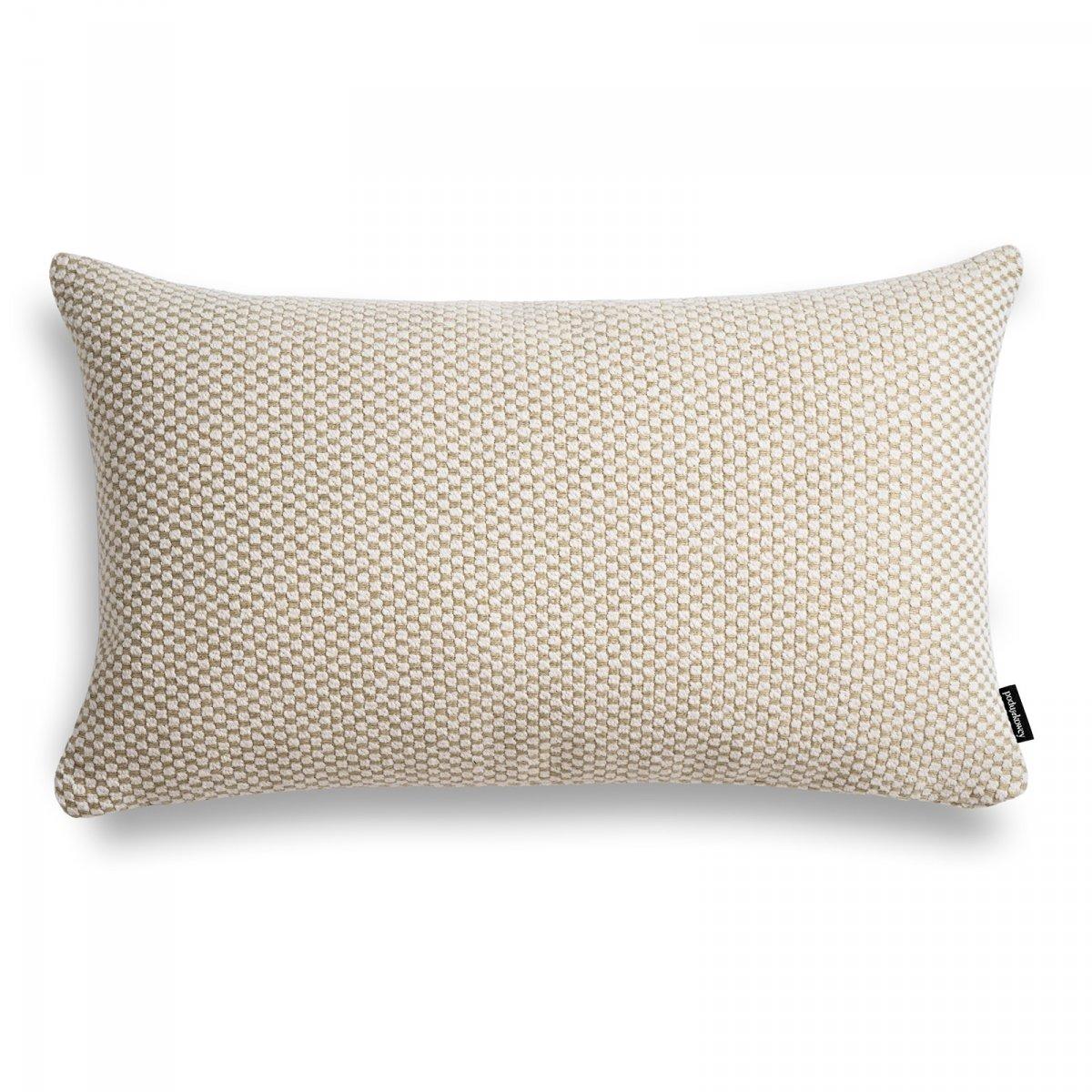 Ori beżowa poduszka dekoracyjna 50x30
