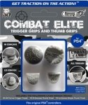 COMBAT ELITE TRIGGER GRIPS AND THUMB GRIPS URBAN CAMO NAKŁADKI PS4
