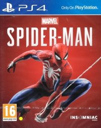 MARVEL SPIDER-MAN PS4 PL DUBBING